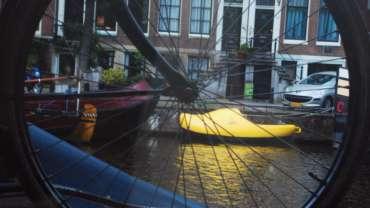 Ein Spaziergang durch Amsterdam, Teil 1