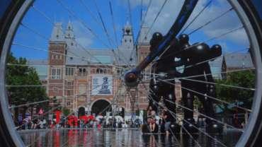 Ein Spaziergang durch Amsterdam, Teil 2