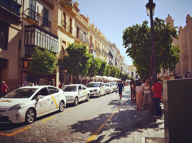 """Sevilla- sich mal in der neuen Stadt """"verlaufen"""" kann schöner seien als gedacht"""