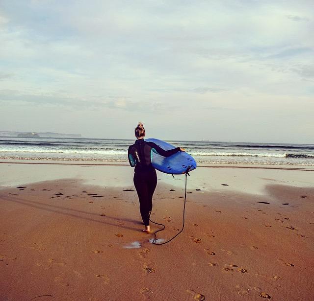 Surfkurs in Santander, im Norden von Spanien, alleine reisen