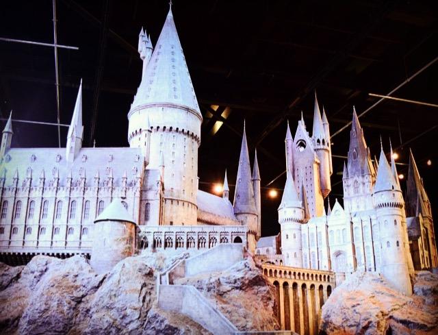 Harry Potter- das Schloss der Träume