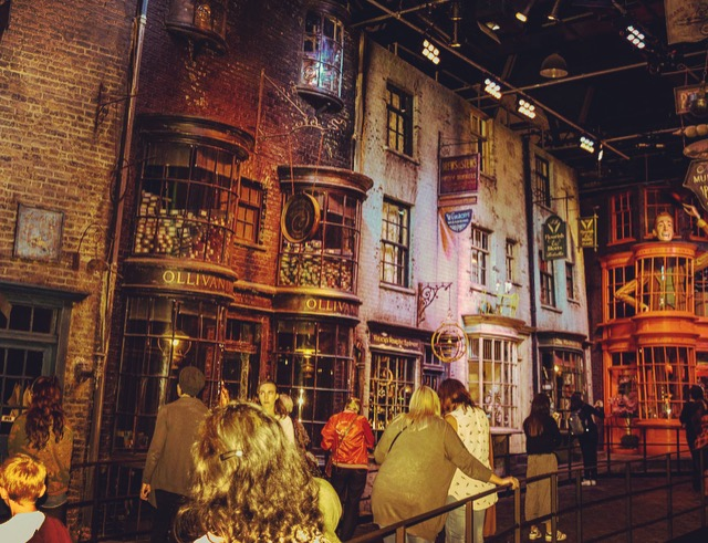 Harry Potter- die Winkelgasse
