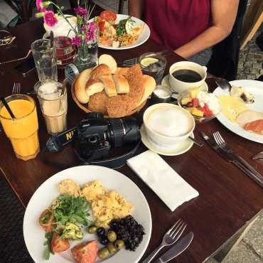 Brunch im Café Morgenland- ein Hauch Orient
