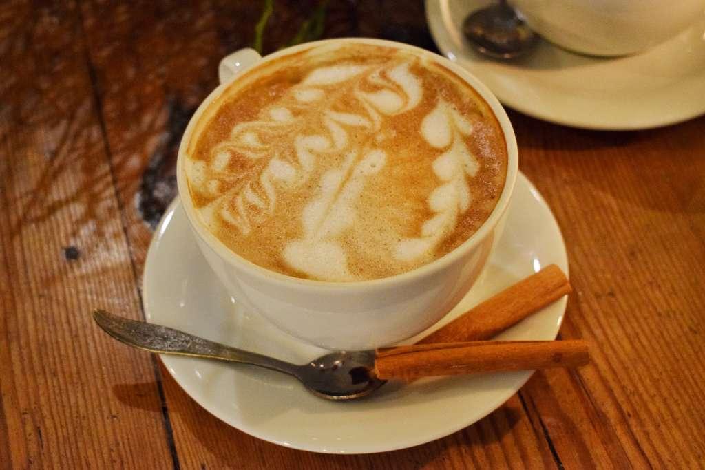 Pakolat- Milchkaffee