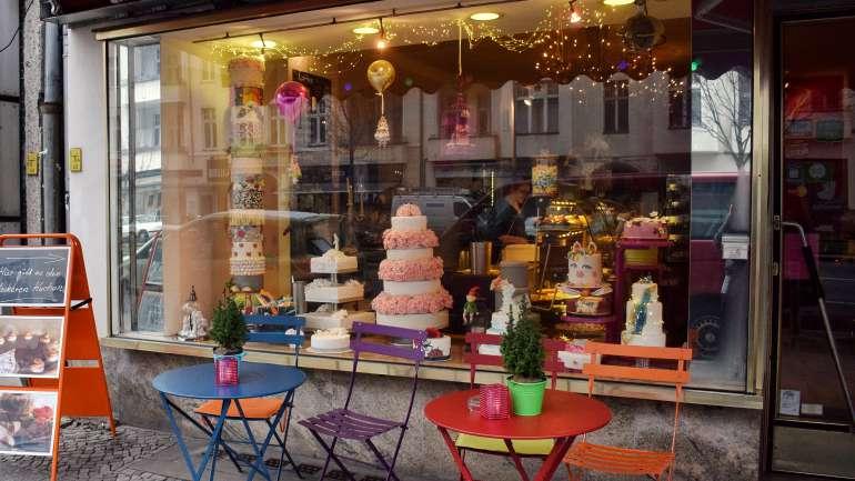 Der Kuchenladen- ein Muss für jeden Kuchenliebhaber
