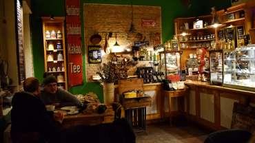 Pakolat- Kaffeerösterei in Prenzlauer Berg