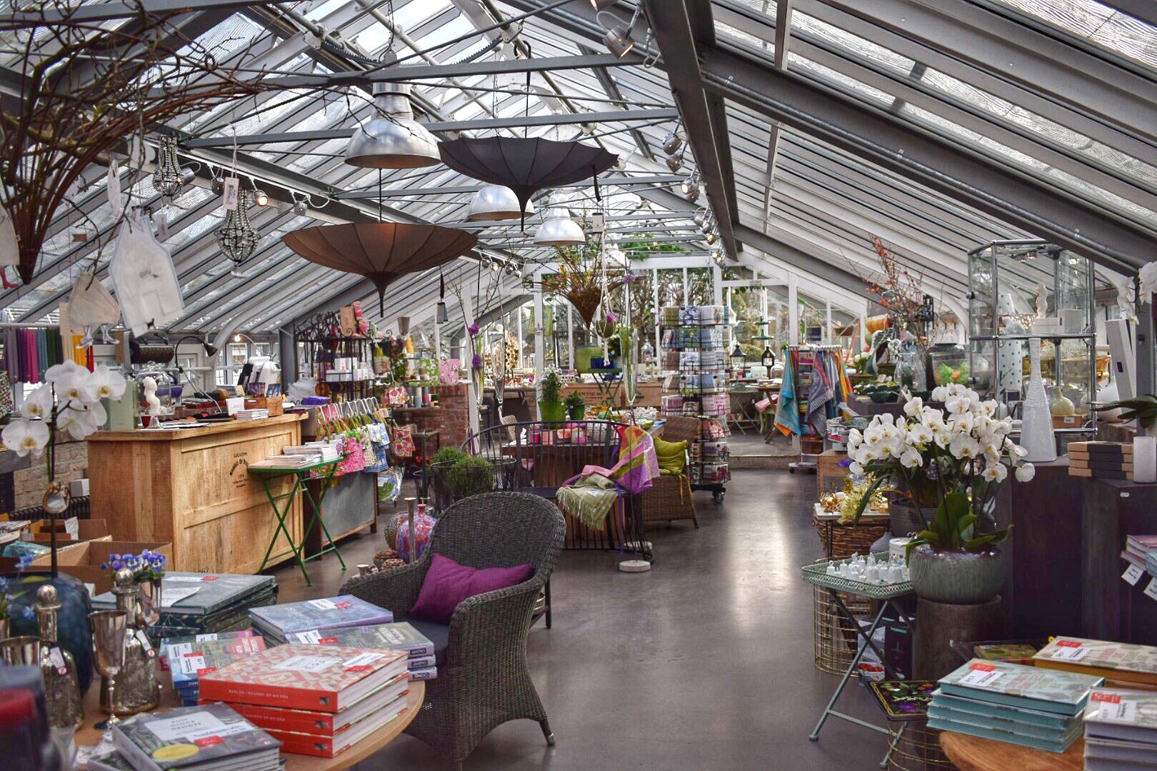 königliche Gartenakademie- der Shop