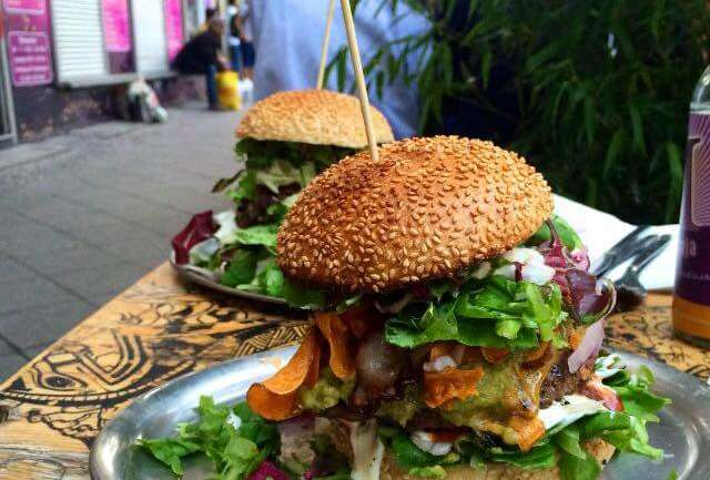 Berlin Burger International- der Beste Burger Berlins