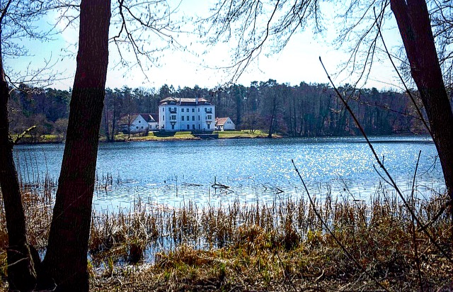 Grunewaldsee Jagdschloss